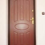 Nasze realizacje I Drzwi wejściowe do budynku mieszkalnego