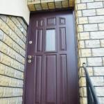 Nasze realizacje I Drzwi wejściowe do domu