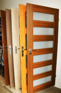 Prezentujemy kilka wybranych mopdeli drzwi