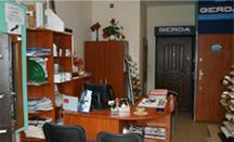 Wnętrze naszego biura